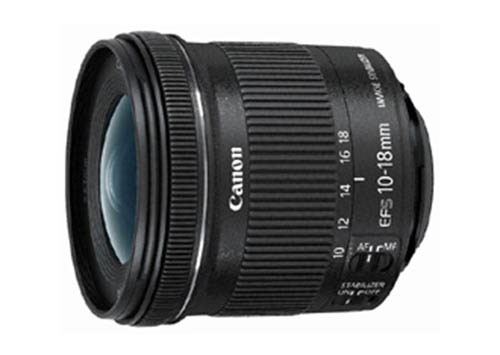 Canon New Lenses - EF 16-35mm and EF-S 10-18mm Image Leaked