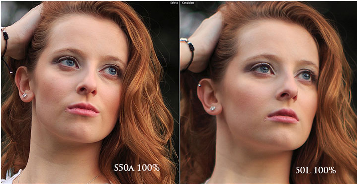 Lens 35mm vs 50mm The Sigma 50mm Art Lens Output