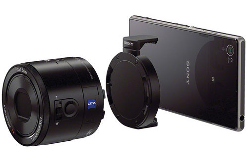 Sony-QX1-Coming-soon