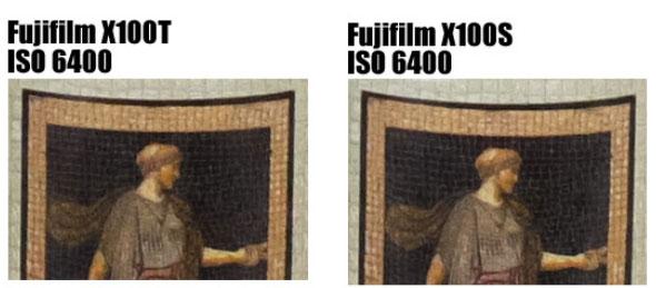 Fuji-X100-t-vs-X100S