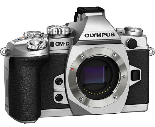 Olympus-OMD-E-M5 Mark II-image