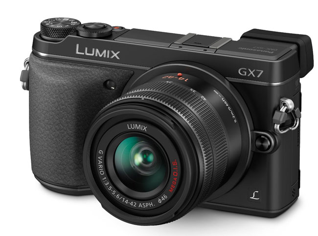 Panasonic entry level 4k mirrorless camera coming at ces for New camera 2015