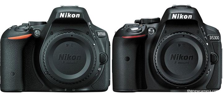 Nikon-D5500-vs-D5300-image