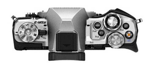 Olympus-E-M5-II-camera-top
