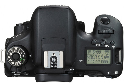Top-display-of-Canon-T6S