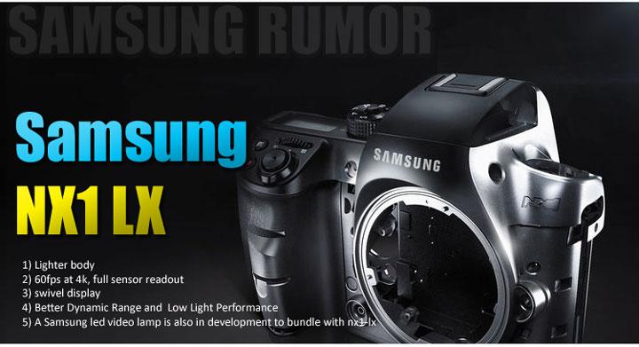 Samsung nx1 lx rumors new camera for New camera 2015
