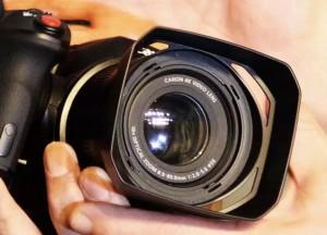 canon 4k camera