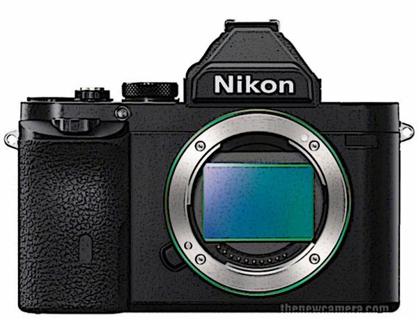 Nikon-big-sensor-mirrorless