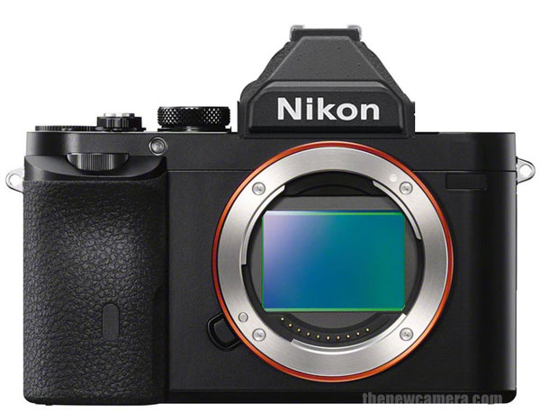 Nikon working on fullframe mirrorless camera new camera for New camera 2015