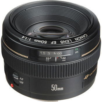 Canon-50mm-F1.4-Lens