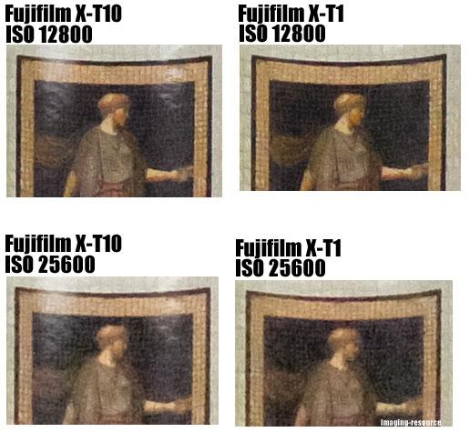 Fujifilm X-T10 vs. Fujifilm X-T1 5