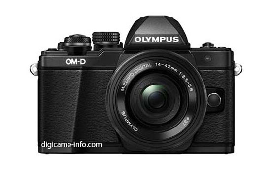 Olympys-E-M10-front-images-