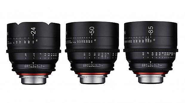 Xeen-lenses
