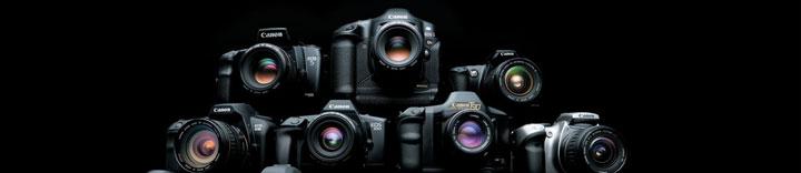 Canon-cameras