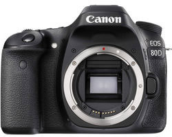 Canon 80D best lenses