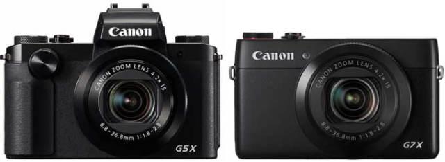Canon-PowerShot-G5-X-vs.-Canon-PowerShot-G7-X-2