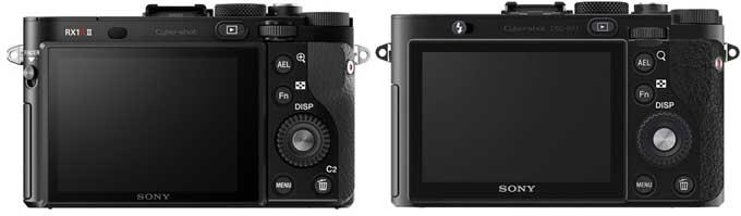 Sony Cyber-shot DSC-RX1R II vs. Sony Cyber-shot DSC-RX1R 2
