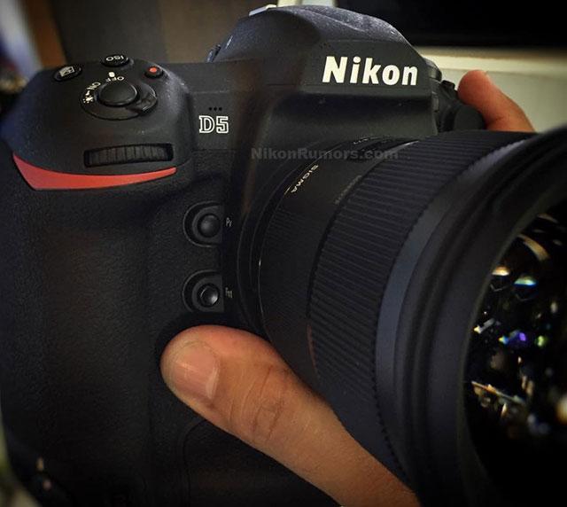 Nikon-D5-image