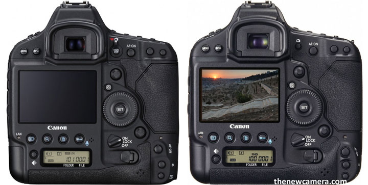 Canon-1dx-mk-II-vs-1DX-back
