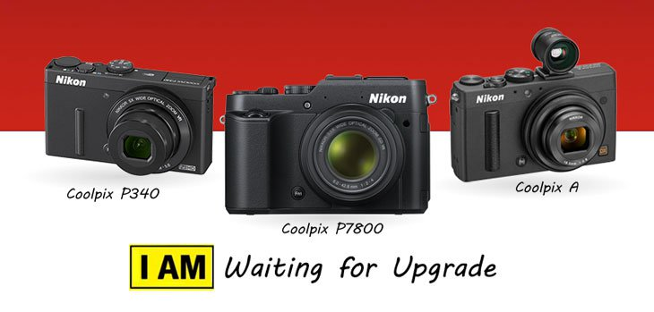 Nikon High End Compacts coming in FEB image