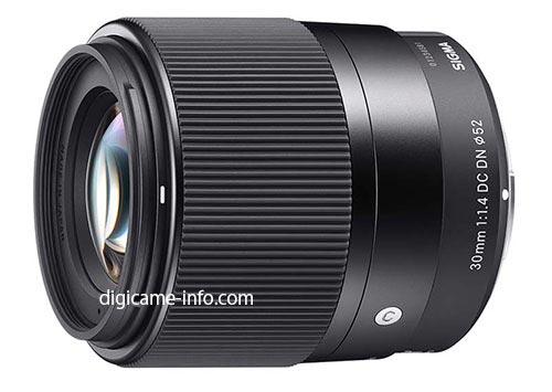 Sigma-30mm-lens-image