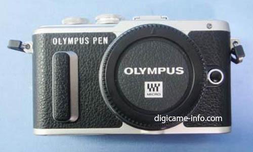 Olympus E-PL8 camera image