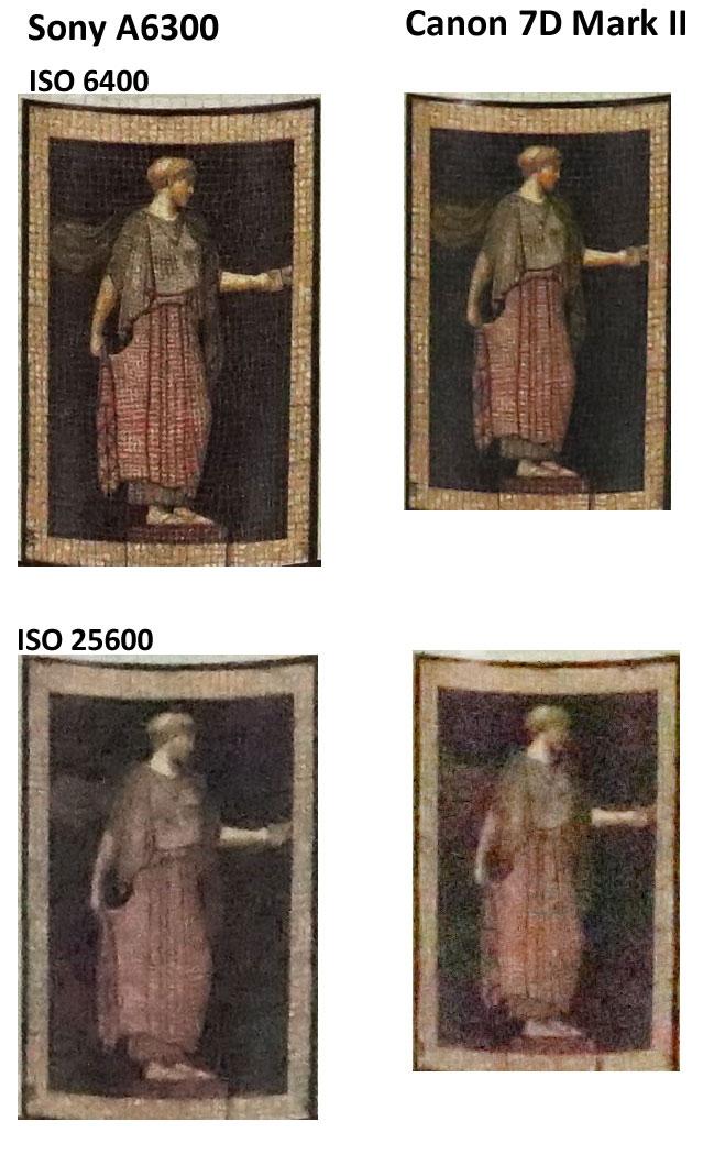 Sony A63000 vs Canon 7D Mark II image comparison