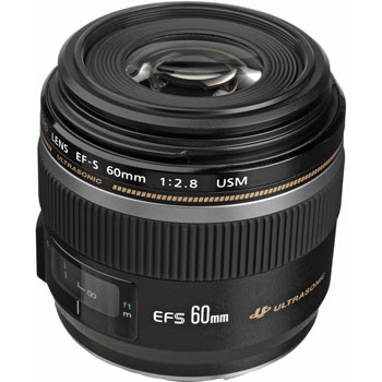 Canon EF 60mm lens image