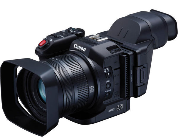 Canon XC10 camera image