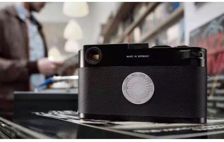Leica M 262 back image