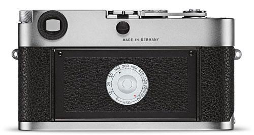 Leica MA camera back image