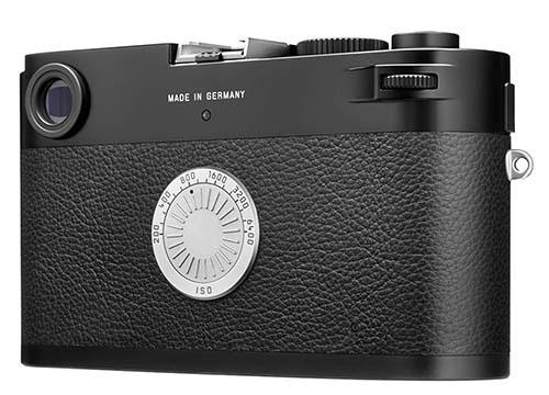 Leica Back LCD display