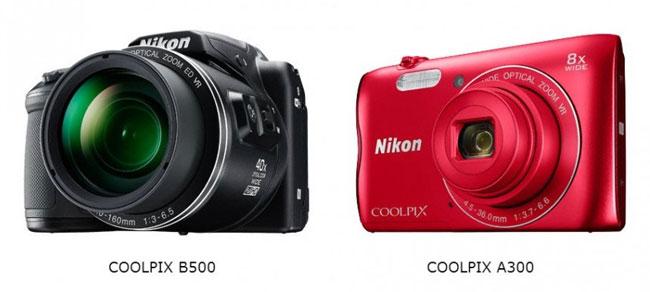 Nikon Delayed cameras