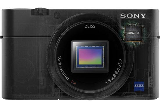 Sony RX100 V image