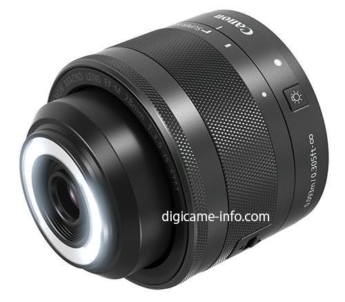 Canon 28mm Mirrorless Macro Lens image 2
