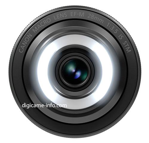 Canon Mirrorless Lens 28mm