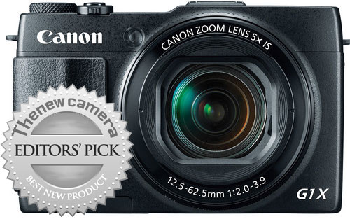 Canon G1X mark II image