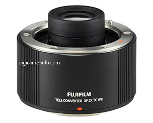 Fuji tele conv lens