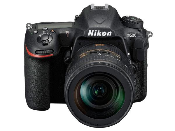 Nikon D500 image