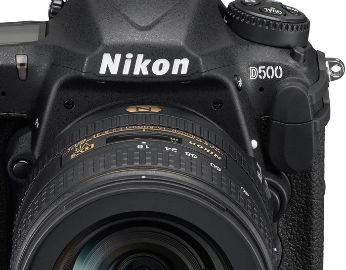 New Camera D500 image
