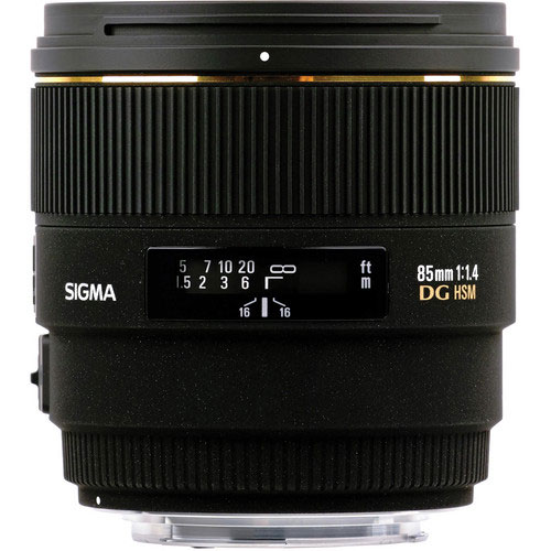 Sigma 85mm ART Lens image