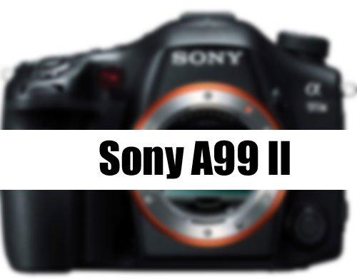 Sony A99 II image