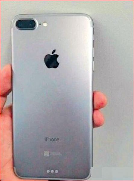 iPhone 7 coming with dual camera