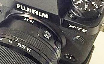 Fuji X-T2 image