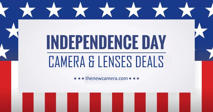 camera and lenses deals