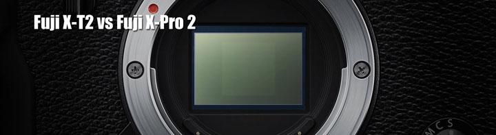 Fuji X-T2 vs Fuji X-Pro 2 image