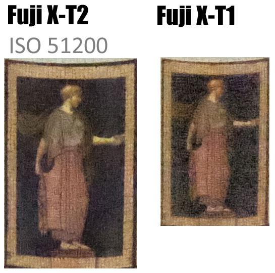 Fuji X-T2 HIgh ISO Test