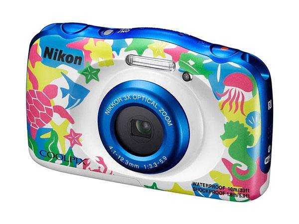 Nikon-coolpix-W100-image