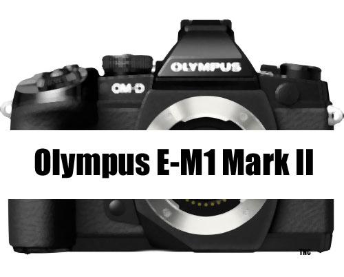 olympus e-m1 II camera