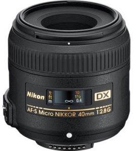 Nikon 40mm best macro lens image Nikon D3400